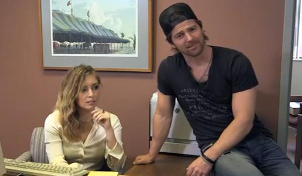 OK! Exclusive: Luke Bryan Tells Us Why To Vote For Him for