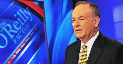 Is bill oreilly fired 1
