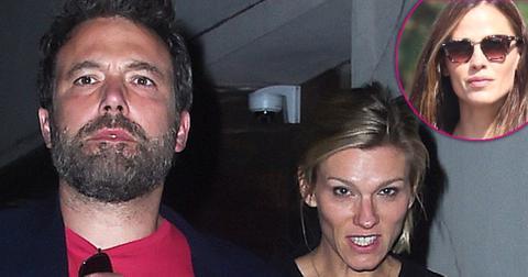 – jennifer garner doesnt want kids meeting ben affleck new girlfriend hero