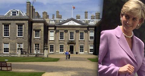Princess Diana's Childhood Home Althorp is Now Open for Visits