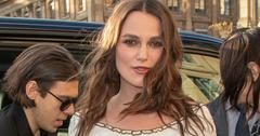 Keira Knightley Baby Number PP
