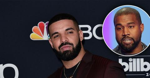 Drake Shades Kanye West In New Song 'Life Is Good'