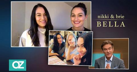Nikki And Brie Bella Discuss 'Scary' Moment Before Mom's Surgery: Watch
