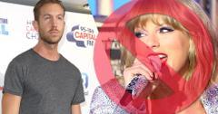 Calvin harris taylor swift dating rules song breakup