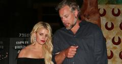 Jessica simpson partying hard