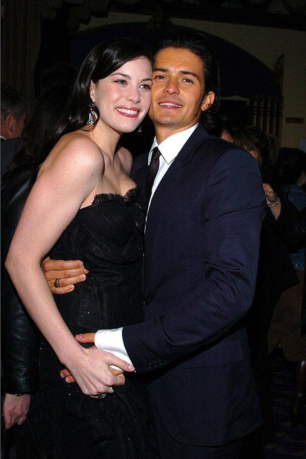 Orlando bloom liv tyler