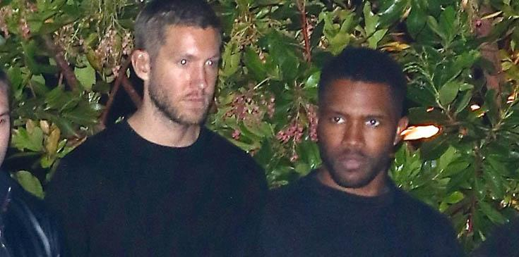Calvin harris taylor swift split