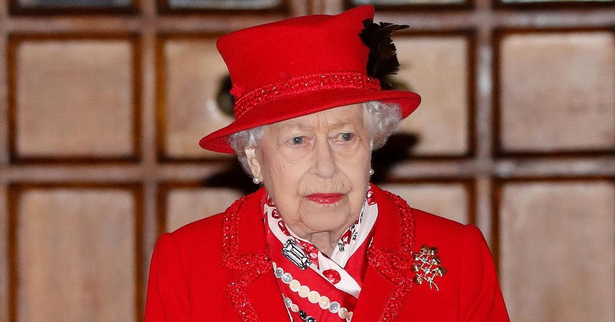 Queen Elizabeth's Cousin Lady Mary Colman Dead At 88