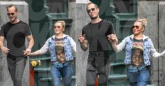 Hayden Panettiere boyfriend's brother Hold Hands