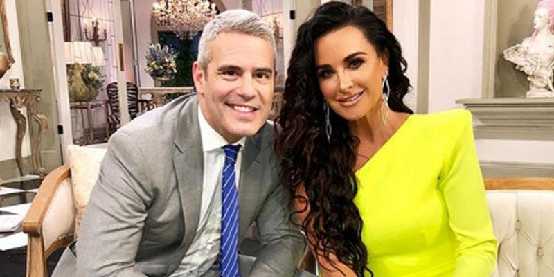 Kyle Richards Instagram-PP