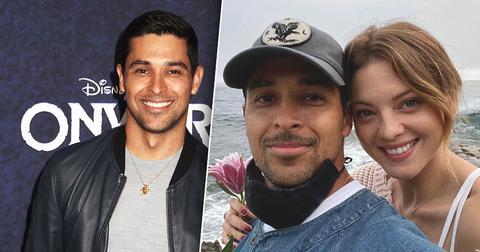 Wilmer Valderrama and Fiance Amanda Pacheco Expecting first child