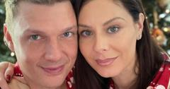 nick carter wife lauren third baby pregnant multiple miscarriages