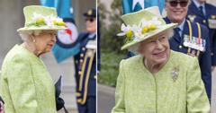 queen elizabeth visits royal australian air force memorial