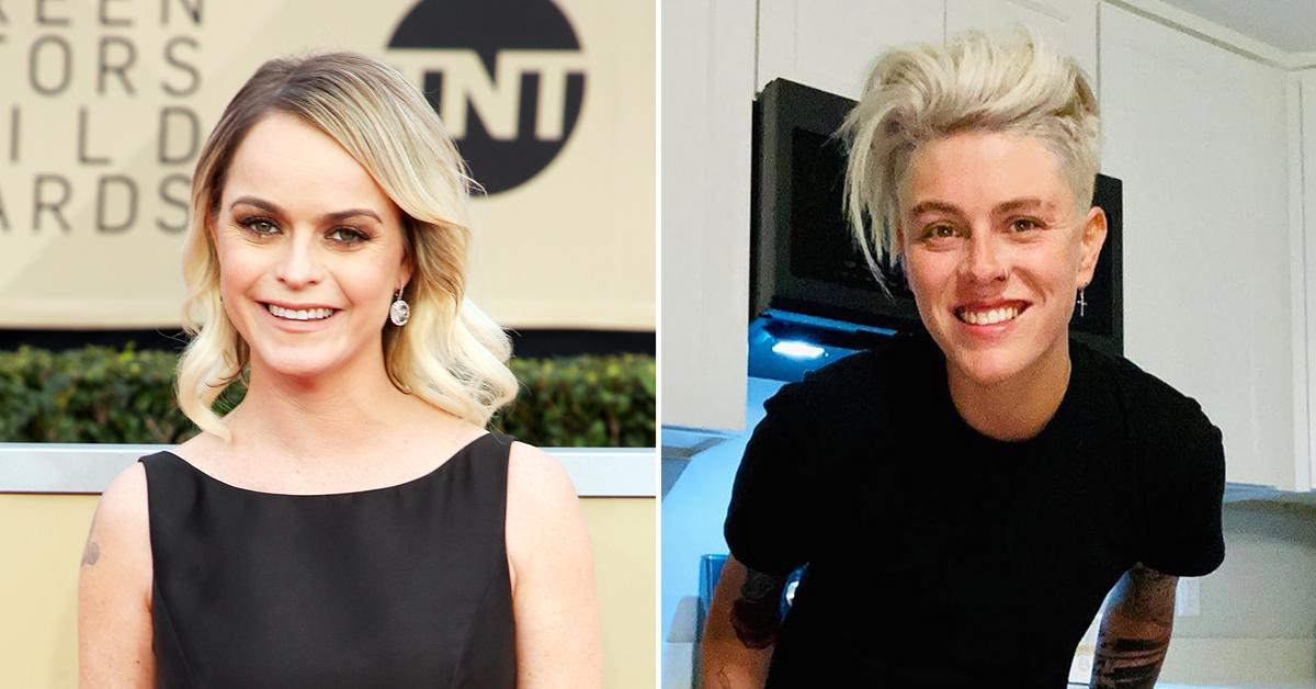 orange is the new black actress taryn manning engaged musician gf anne cline ok