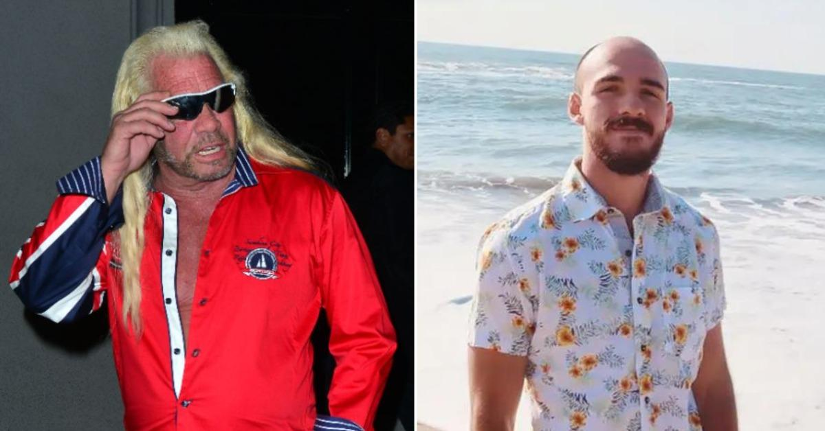 dog the bounty hunter joins the ongoing search for brian laundrie as authorities continue to explore swampy florida reserve
