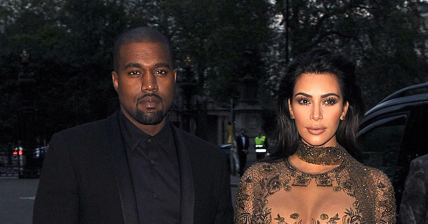 London Bound? Kanye West Eyes U.K. Escape For Once Kim Kardashian 'Divorce Is Finalized'