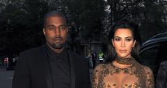 Kanye West Eyes U.K. Escape Once Kim Kardashian Divorce Is 'Finalized'
