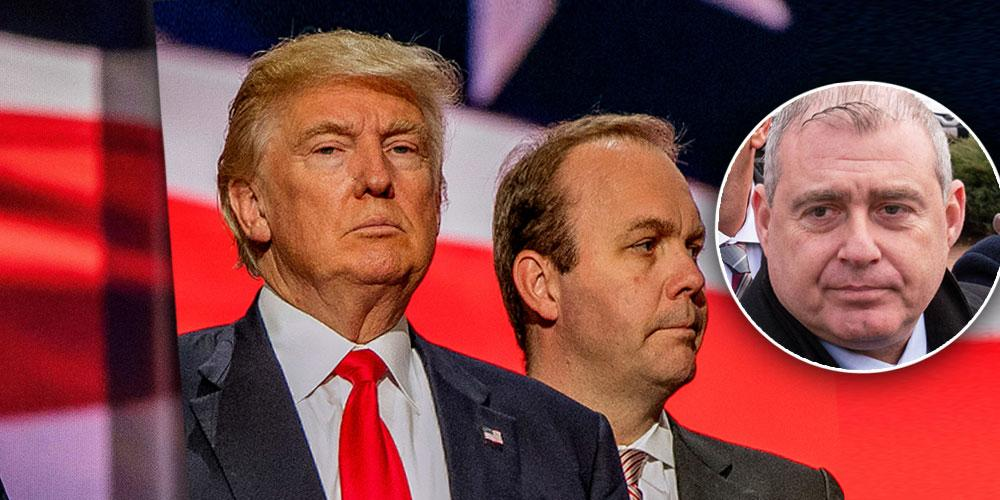 President Trump Pardon Indictment Suggests Rick Gates Or Lev Parnas May Be Under Investigation