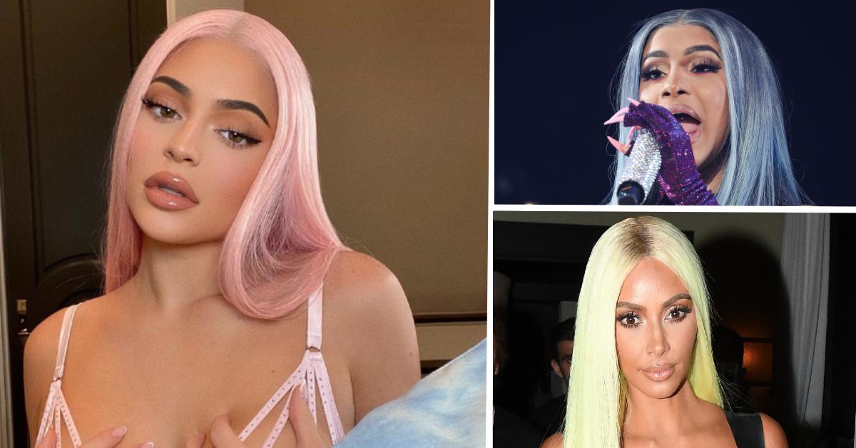 celebrity wigs gallery pp