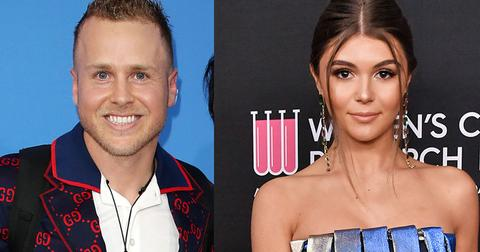 Spencer Pratt Wants Olivia Jade 'The Hills'