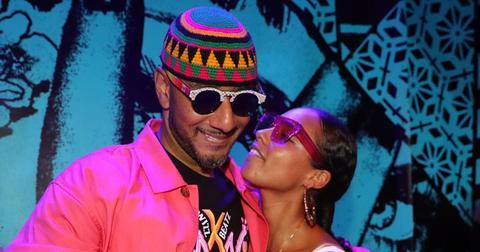 Alicia Keys Swizz Beats Deluxx Fluxx