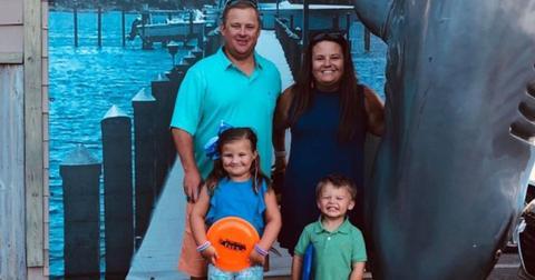 Matt, Lauren, Addie and Baylor Kirchgessner on vacation.