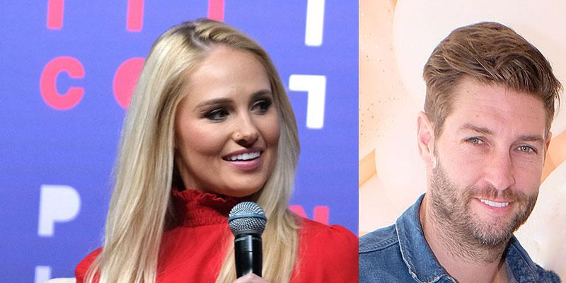 //fox nation tomi lahren denies dating jay cutler