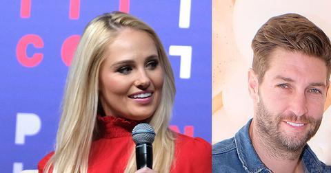 //fox nation tomi lahren denies dating jay cutler
