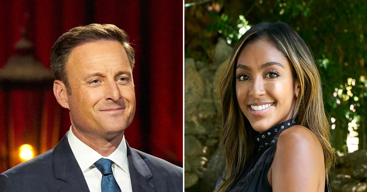 Tayshia Adams Says Chris Harrison's Apology For 'Excusing Historical Racism' Meant 'A Lot' To Her