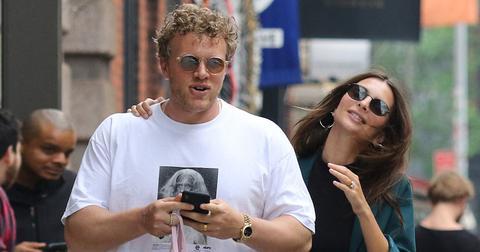 Model [Emily Ratajkowski] Is Pregnant, Expecting Baby No. 1 With Hubby [Sebastian]