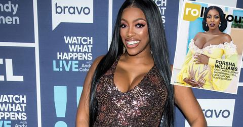 porsha williams rolling out