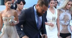 Leonardo dicaprio foundation gala naked dresses