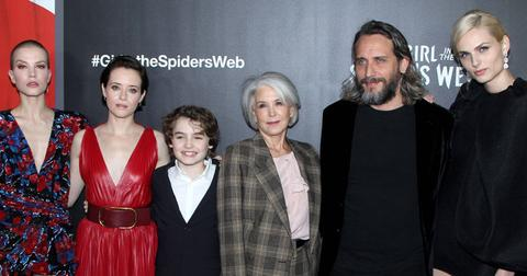 The Girl in the Spider's Web New York
