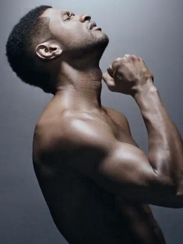 Usher good kisser video