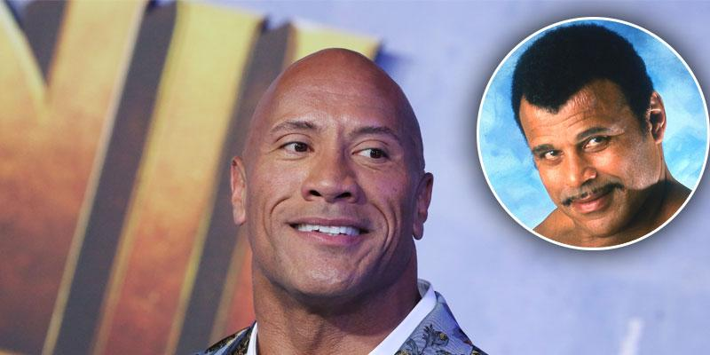 Dwayne Johnson Pens Letter Following His Father's Death To Instagram