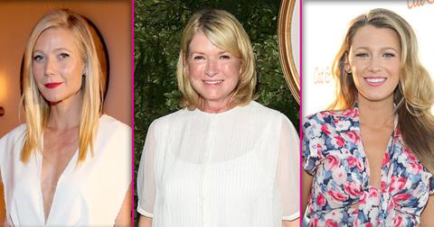 Martha Stewart Celeb Cookbooks Lifestyle Brands Long