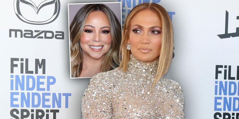 Jennifer Lopez Is 'Too Busy' To Read Mariah Carey's New Memoir