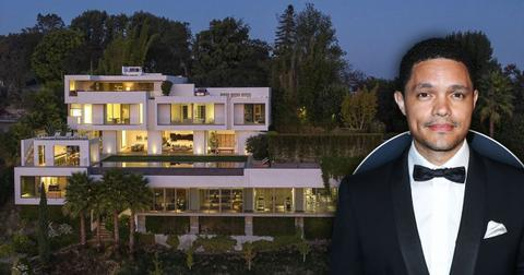 trevor noah buys bel air home celeb real estate pf