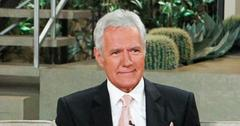 Alex trebek celeb reacts