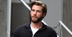 Liam Hemsworth home burned