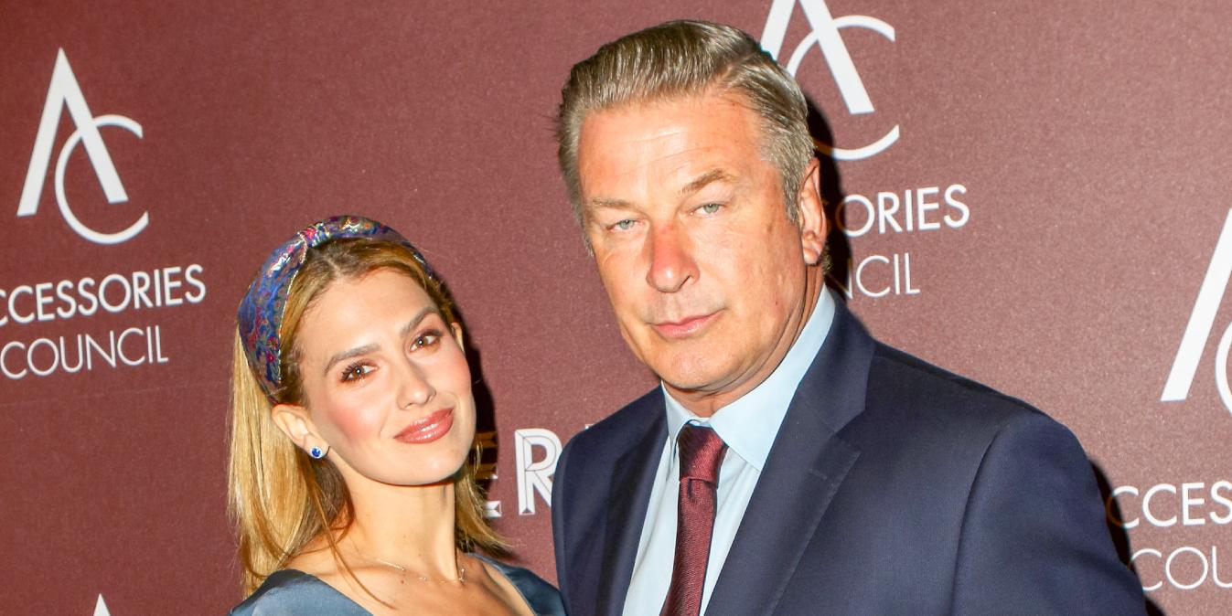 Hilaria and Alec Baldwin at the 23rd Annual ACE Awards