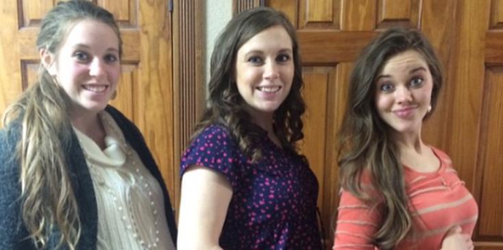 Jill jessa anna duggar pregnant pics photos belly hero