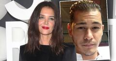 [Katie Holmes] Is 'Very Into' 'Charming' [Emilio Vitolo] Despite His Cheating Scandal