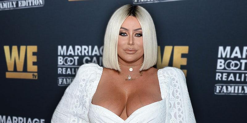 Aubrey O'Day Fires Back At Body Shamers 'Stop Abusing Women's Bodies'