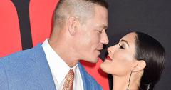 John cena and nikki bella back together