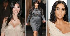 How Kim Kardashian Changed Through-Out the Years