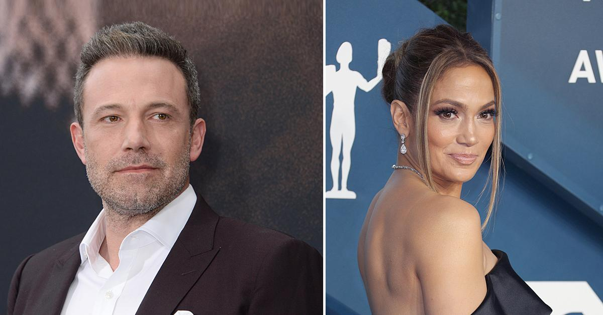 jennifer lopez and ben affleck talking everyday since romantic getaway and now celeb pals are now rooting for bennifer