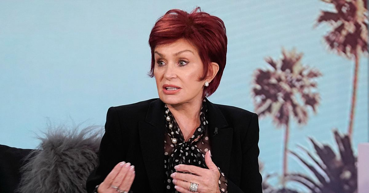 sharon osbourne says that she felt betrayed and not protected by cbs