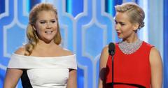 Jennifer lawrence amy schumer friendship over 1
