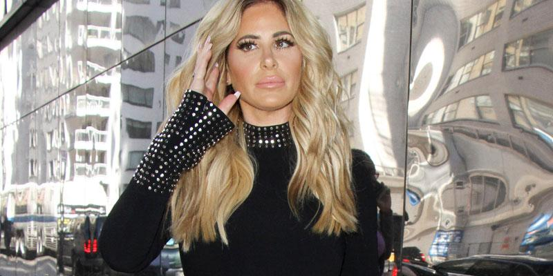 Kim Zolciak Biermann lip fillers